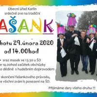 Fašank  1